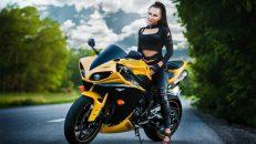Клипы с мотоциклами и музыка